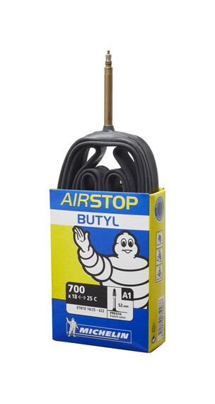 Michelin A1 Airstop Fahrradschlauch 28 Zoll Presta